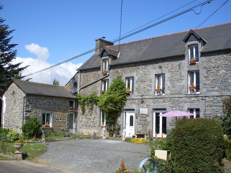 La Vieille Boulangerie, vacation rental in Meneac