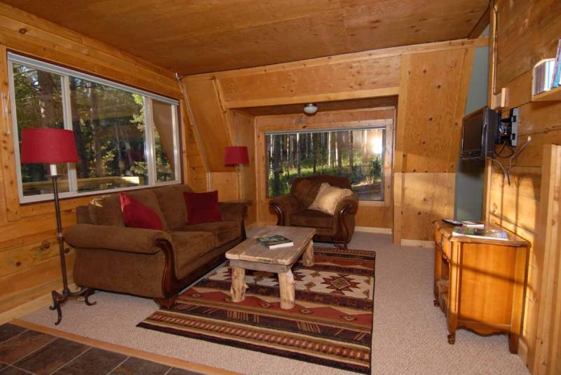 Comfortabele Cottage gevoel - grote ramen
