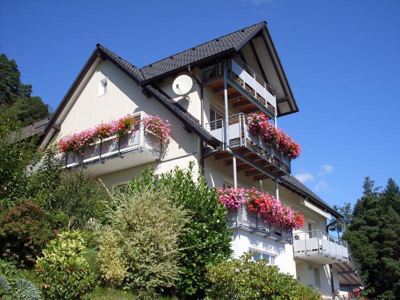 Am Keschtewaeldele, Apartment in the Black Forest, near to Baden-Baden, location de vacances à Enzklosterle