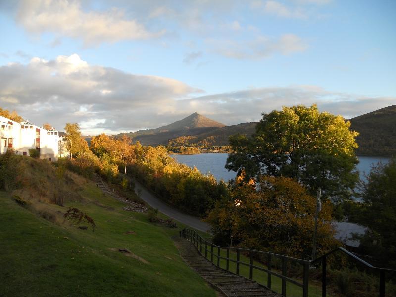 Loch Rannoch Holiday Club - October Holiday, holiday rental in Kinloch Rannoch