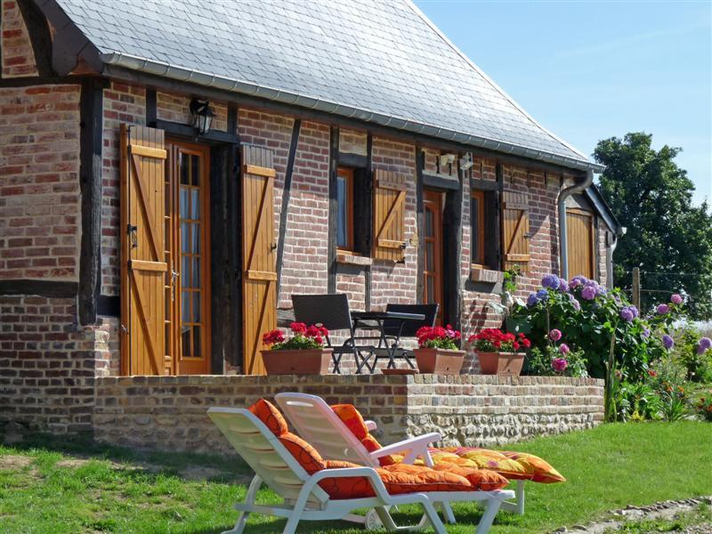 B&B l'Etape Normande & SPA, vacation rental in Seine-Maritime
