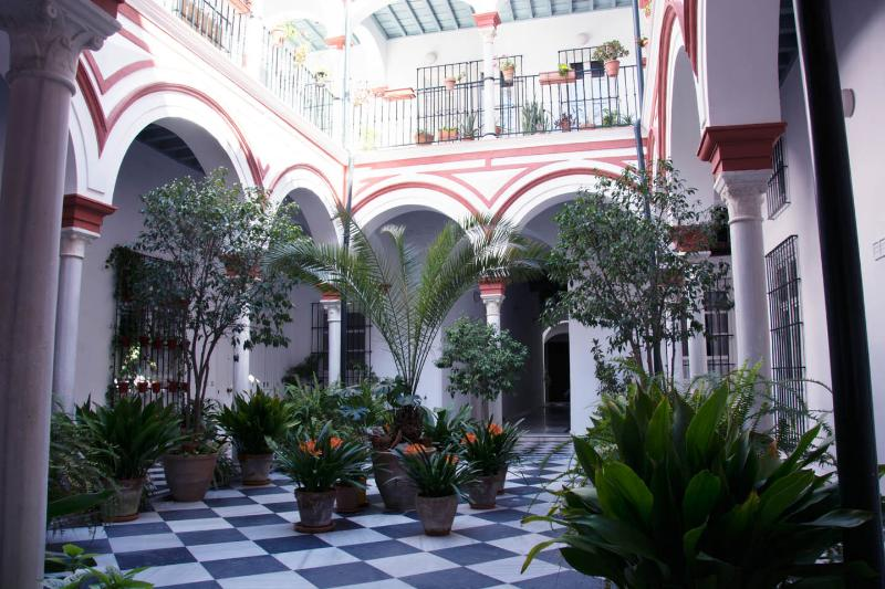 Apartamento en Casa Palacio..., vacation rental in Seville