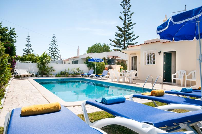 Villa Silva, with private pool, vacation rental in Albufeira