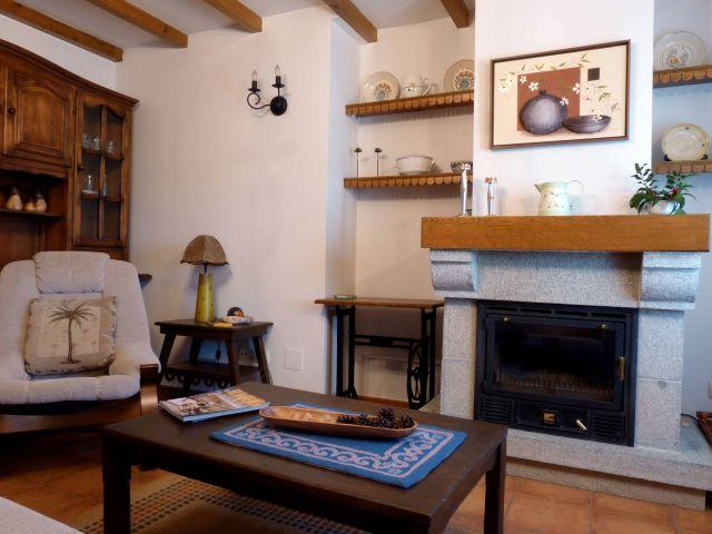 Casa Rural Las Nieves, holiday rental in Navacepeda de Tormes