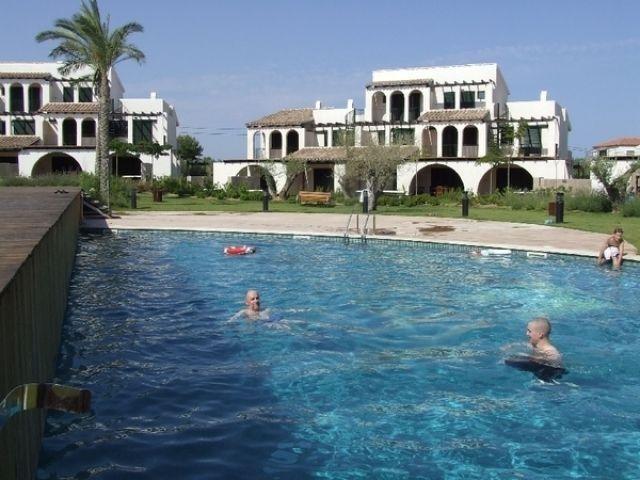 Casa de 150 m2 para 8 personas en L' Ampolla, alquiler de vacaciones en L'Ampolla