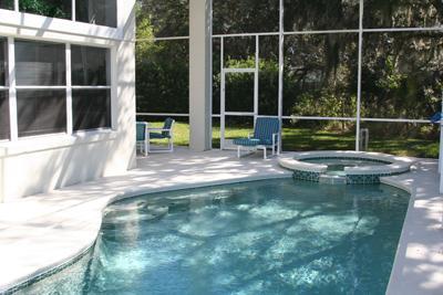 Espace piscine/Spa