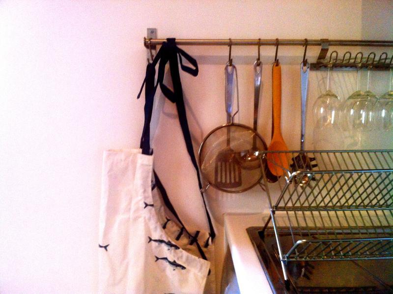 user-friendly kitchen