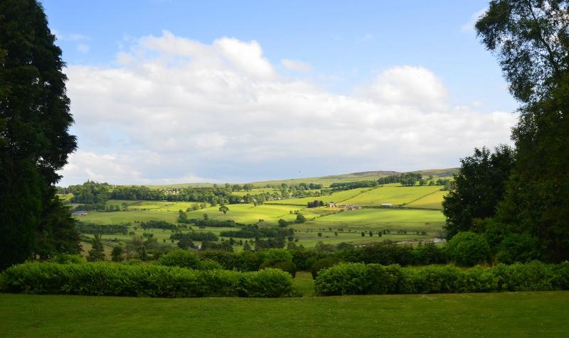 Quite simply the best views you'll find from any accommodation in Northumberland!