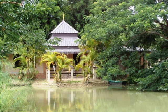 Kinkala Estudio con Jardín 1, holiday rental in Chiang Mai