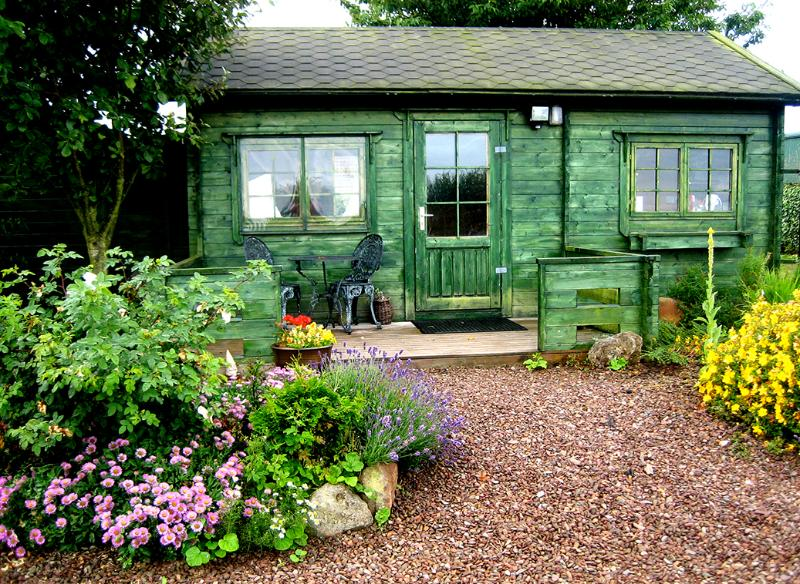 The Cabin, holiday rental in North Berwick