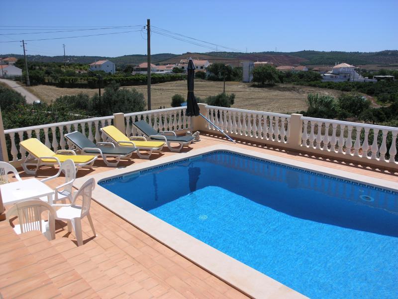 Stunning panoramic views of the Algarve countryside