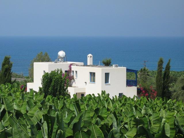Banana Sunset Villa, aluguéis de temporada em Kissonegra