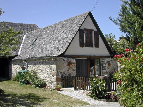 La Fage Anglars St Felix - Beautiful character gite in the heart of the Aveyron, holiday rental in La Bastide-l'Eveque
