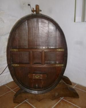 Calvados Barrel