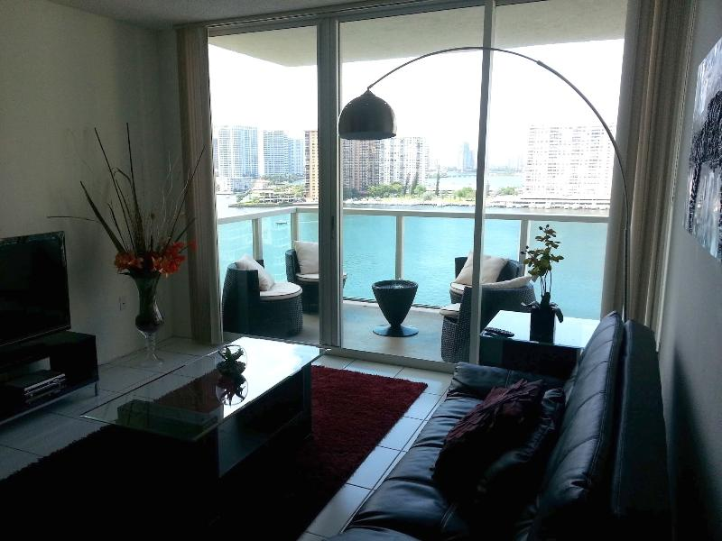 Your view from Living area ,Dining area,bedrooms.