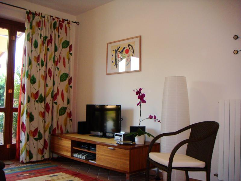 Cardellino Apartment - spacious living area
