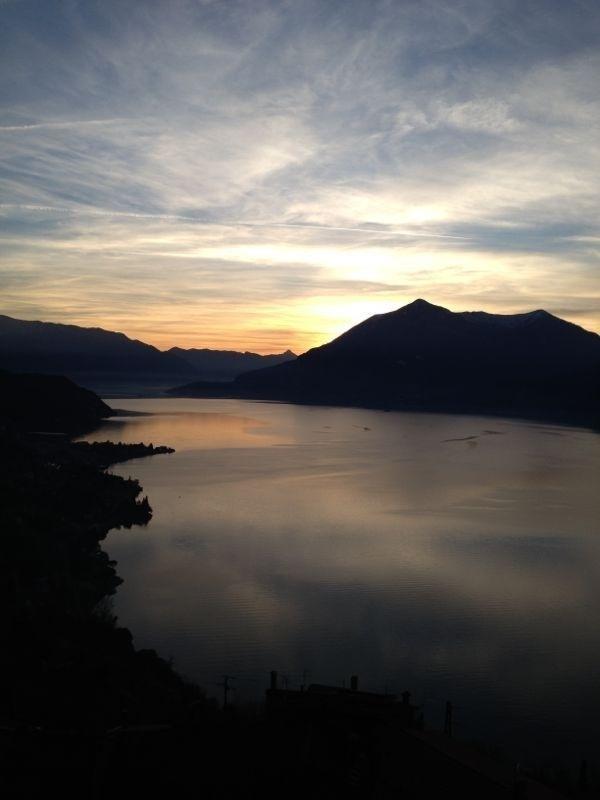 Sun set from Borgo Verginate