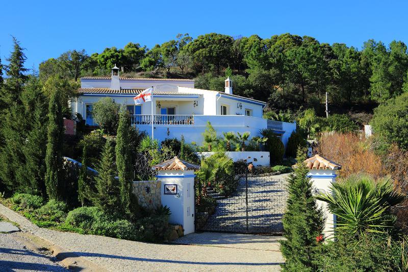 Entrance to Quinta da Borboleta