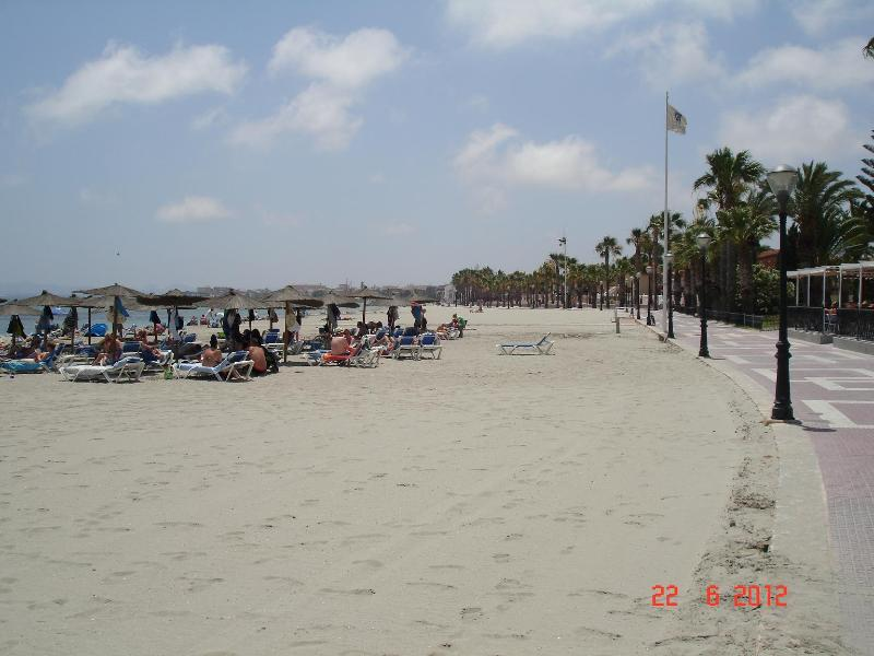 Just a small part of the beautiful beach