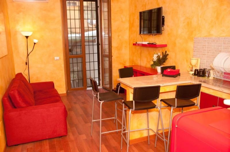 Kingdom Heart Home, holiday rental in Rome