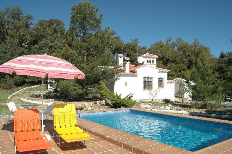 2 bedroom villa in Granada province, vacation rental in Alhama de Granada