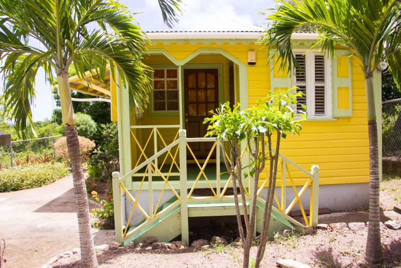 The Yellow Cabin, vacation rental in Nevis