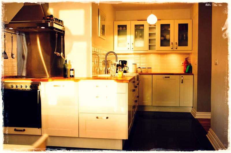 perfect equiped kitchen