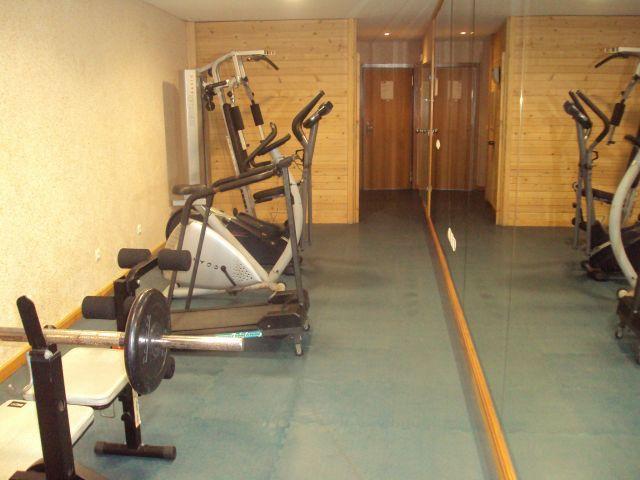 Sauna/gimnasio