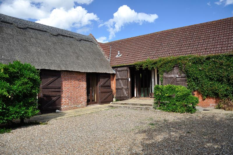 Cottage and games room