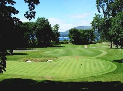 Dragons tooth golf. 3 minutes from cottage