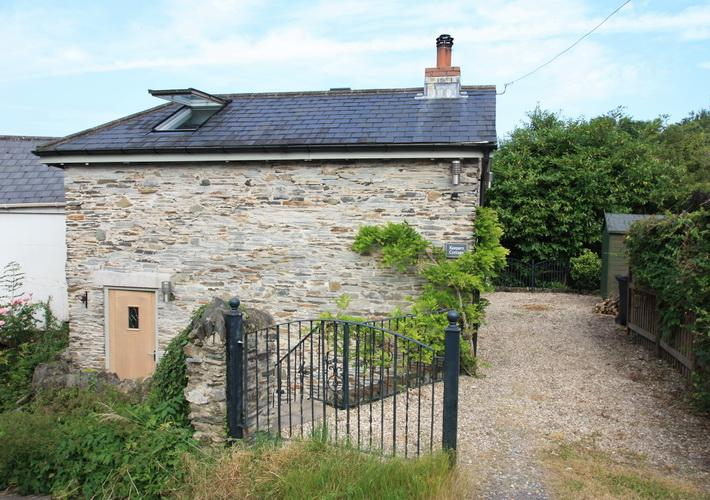 Traditional stone detached cottage, restored to a high standar & with a wonderful private garden