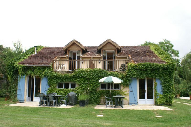 2 casas de turismo rural, L'Herisson à direita