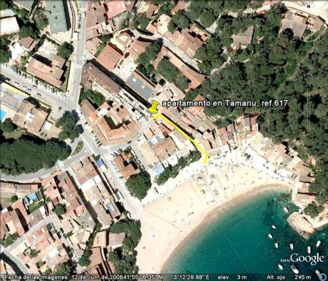 Tamariu, apartamento a 20 mt. de playa, vacation rental in Palafrugell
