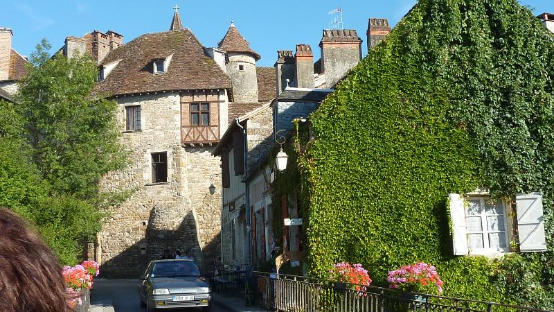 Carennac, one of the most beautiful villages of France