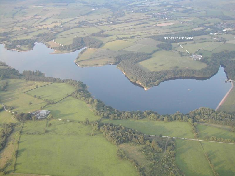 Tittesworth Reservoir with its nature trail, childrens playground, cafe, gift shop, picnic areas
