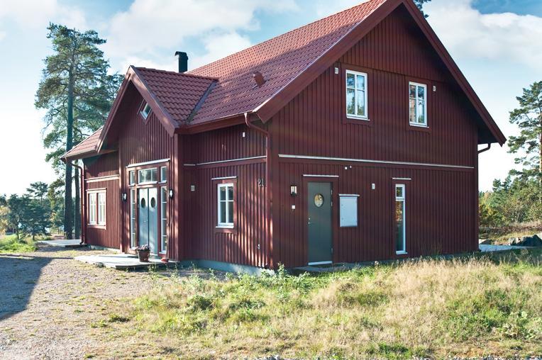 Lappetorp rental villa, aluguéis de temporada em Arkosund