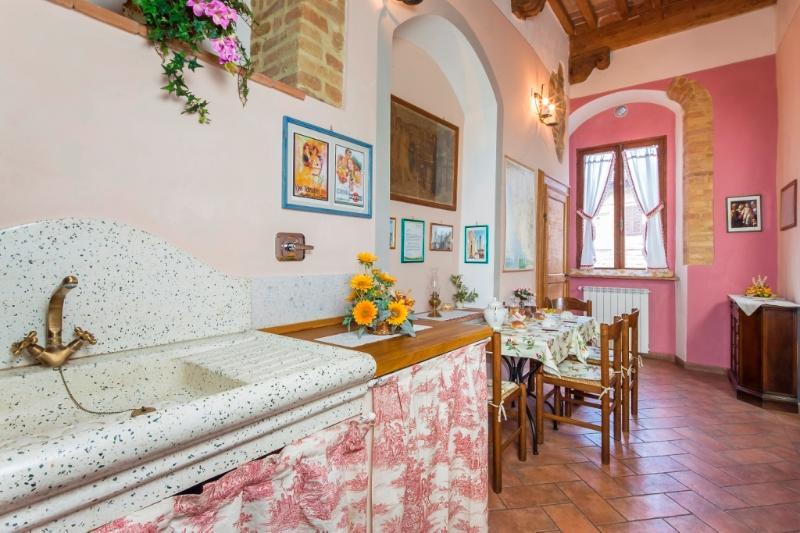 totti a palazzo mainardi, vakantiewoning in San Gimignano