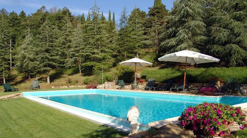 Castle Farm (v010), holiday rental in Cetona