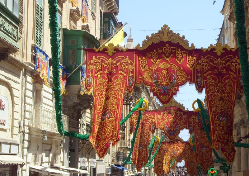 Valletta - Republic Street