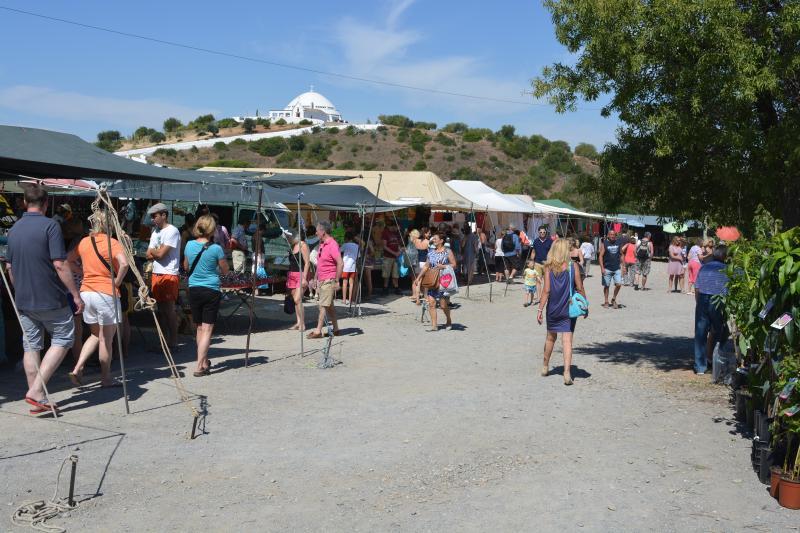 Gipsy Market in Loule