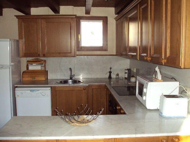 Very practical kitchen