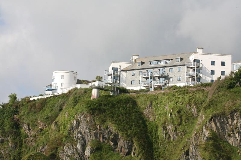 Nare Court from West Wharf