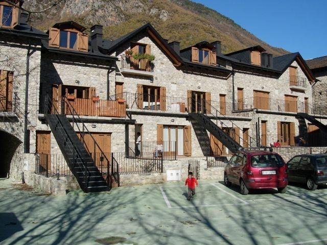 Apartamento Eriste(BENASQUE), holiday rental in Bisaurri