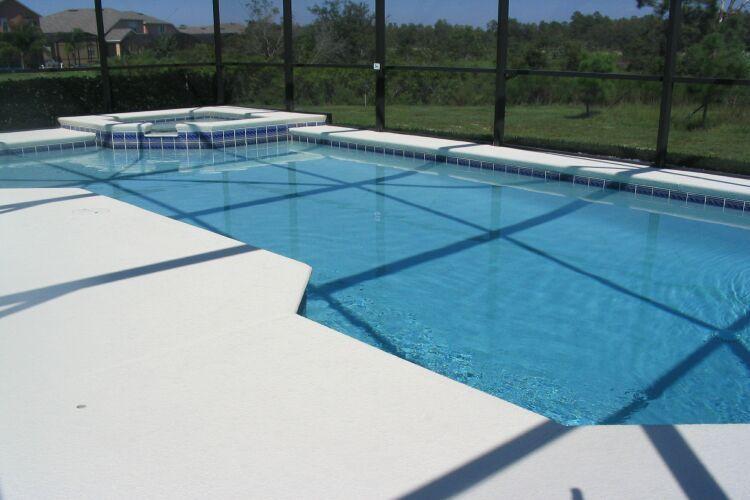 Large 30 x 15 Pool