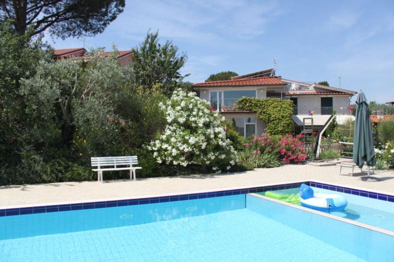 Villa Bobolino front view