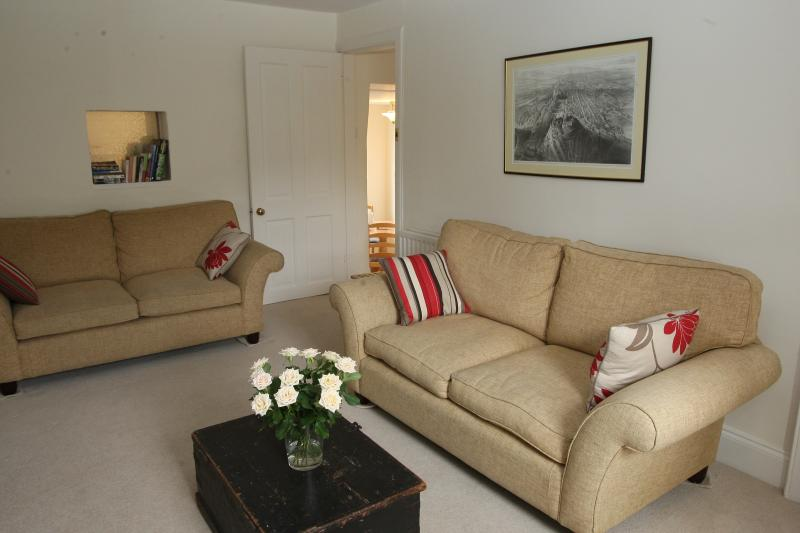Ground floor sitting room with TV/DVD