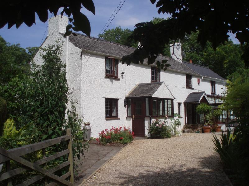 Badgers End Cottage.