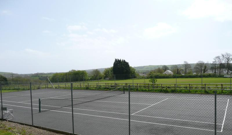 Full sized tennis court - have you still got it?