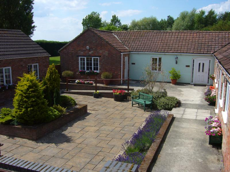Crewyard Holiday Cottages -Open all year round