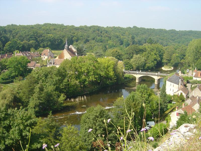 Angles-sur-Anglin - a Great Place to Visit